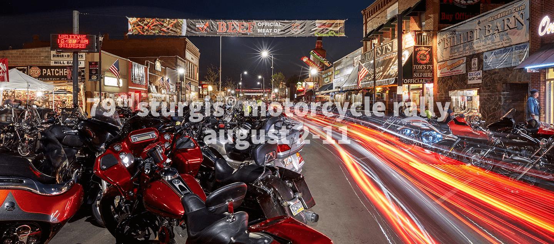 The Sturgis Motor Cycle Rally